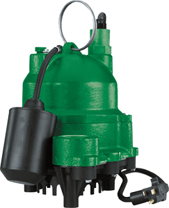 Heavy Duty Cast Iron Sump Pump