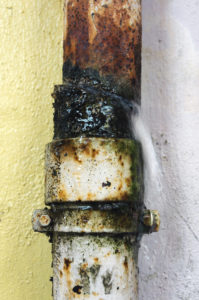 Pipe Leaks: A Serious Health Concern